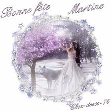 Bonne Fête Martine Bo_ma10