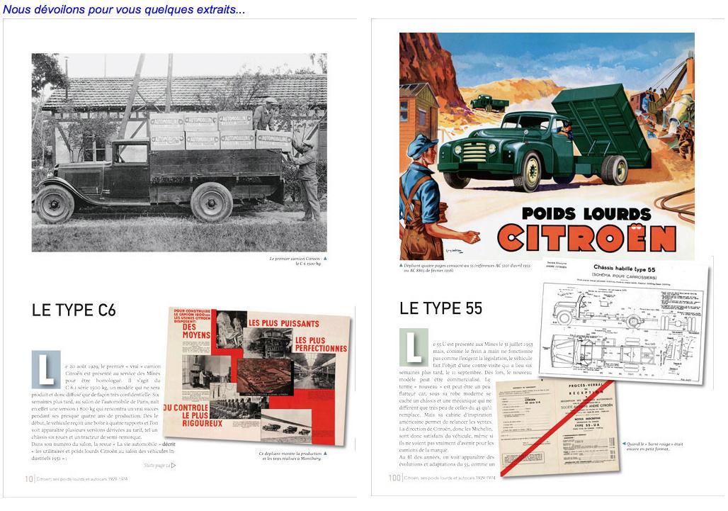 Citroën - ses poids lourds et autocars 1929-1974 0411
