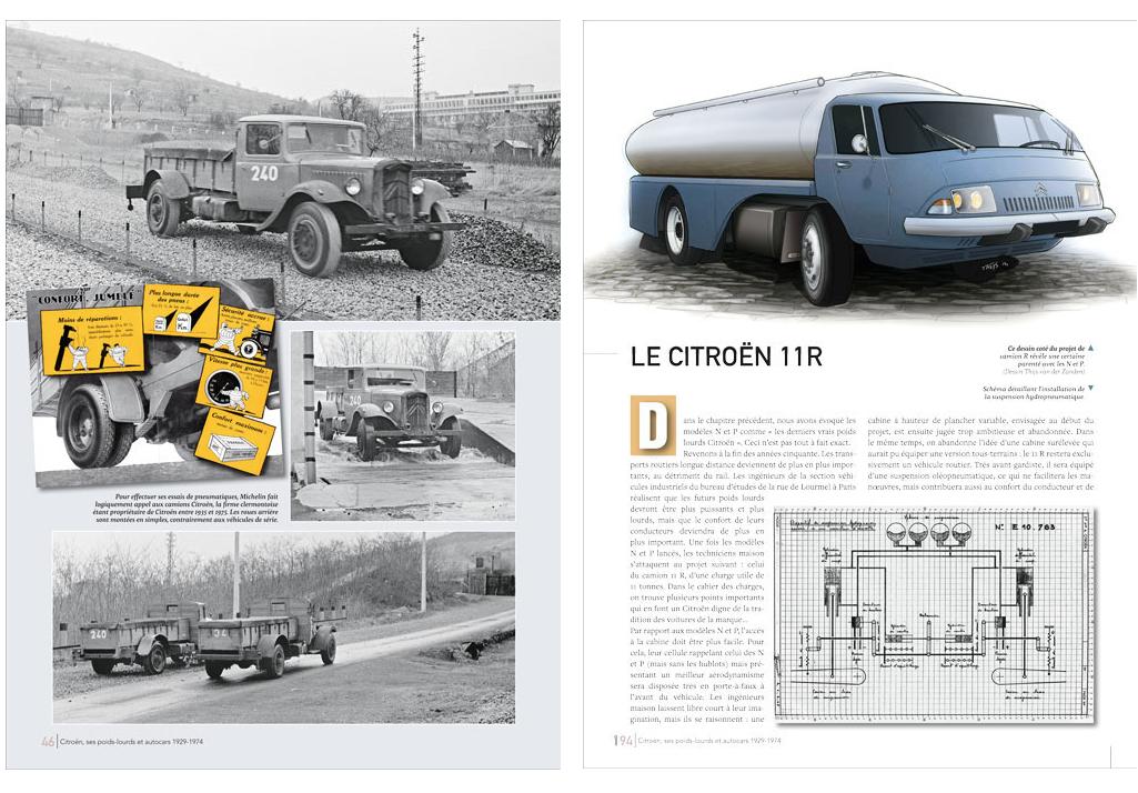 Citroën - ses poids lourds et autocars 1929-1974 0510