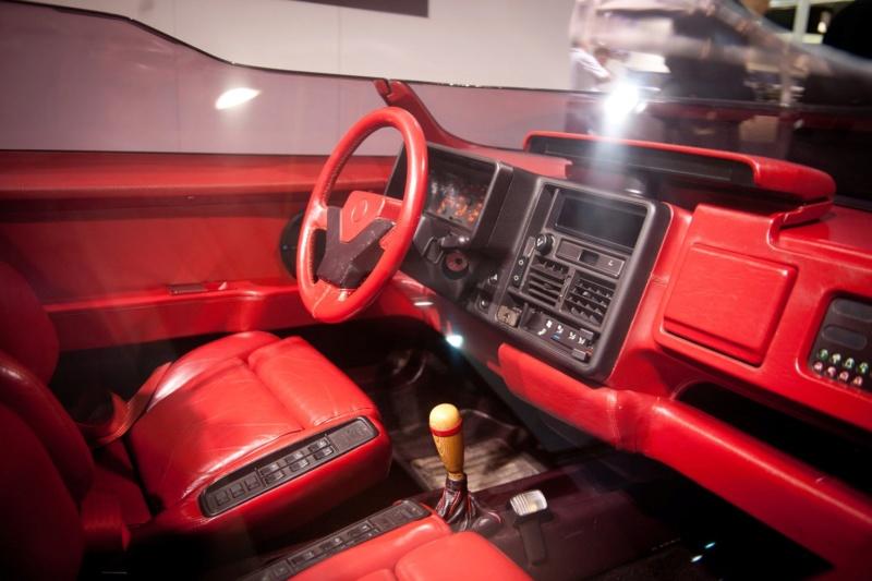 1986 - Citroën Xanthia, concept car petit roadster dérivé de l'AX 10591210