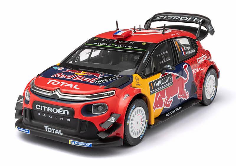 CITROËN, 100 ème victoire en WRC pour son CENTENAIRE ! 115_c310