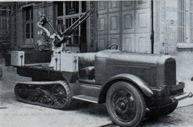 """Citroën, les jouets : """"Tant pis pour l'exactitude"""" 11cv_b10"""