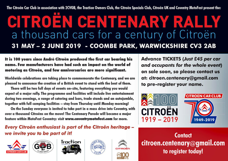 2019 > Célébration du Centenaire de CITROËN à l'International  15487510