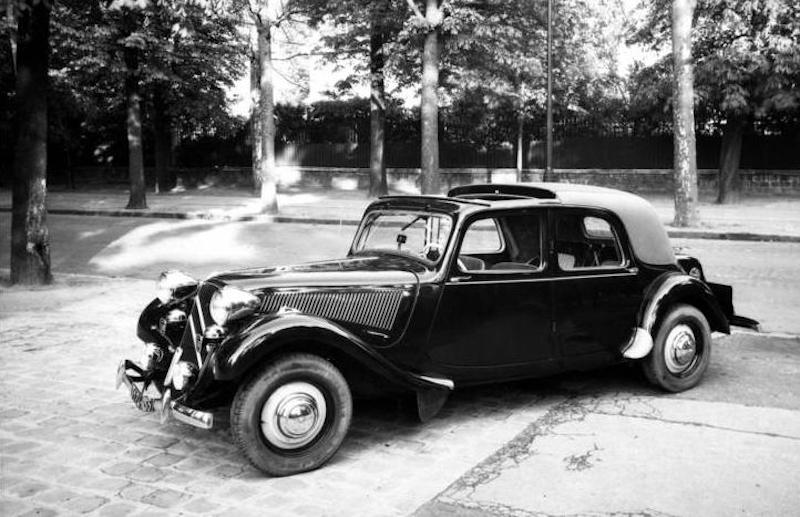 Citroën : les Traction Avant Citroën découvrables A.E.A.T. 15_aea10