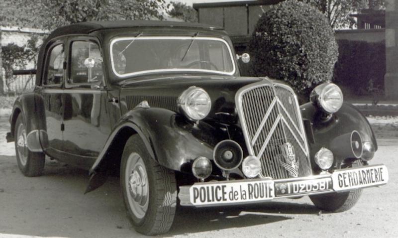 Citroën : les Traction Avant Citroën découvrables A.E.A.T. 15_six10