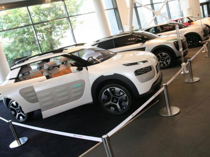 """""""Les Citroën C4 Cactus ne naissent pas dans les choux ni dans les roses.""""  16-au_10"""