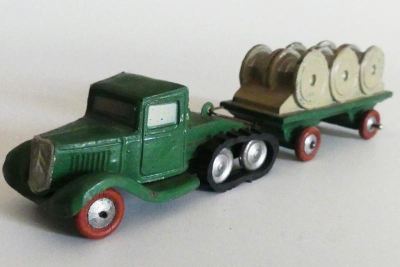 """Citroën, les jouets : """"Tant pis pour l'exactitude"""" 1711"""