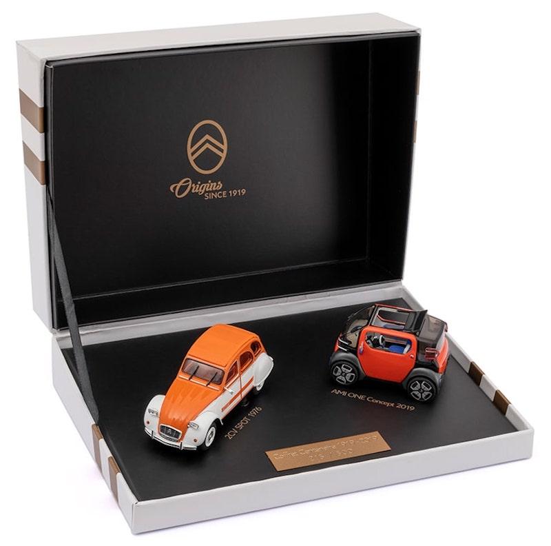 Citroën, des miniatures pour les 100 ans de la marque 179_co10