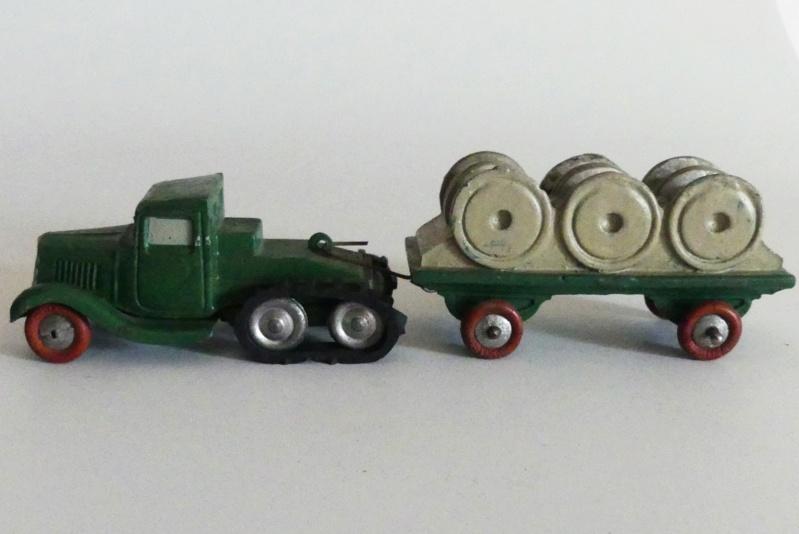 """Citroën, les jouets : """"Tant pis pour l'exactitude"""" 1811"""