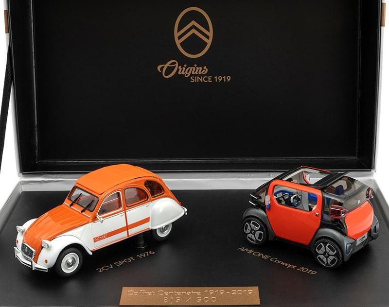 Citroën, des miniatures pour les 100 ans de la marque 185_co10