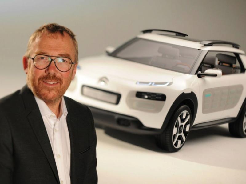 """""""Les Citroën C4 Cactus ne naissent pas dans les choux ni dans les roses.""""  19-mar10"""