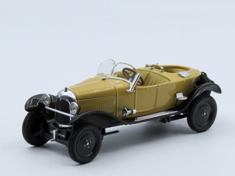 "B2 ""Caddy"" la première Citroën "" Sport ""  1922_110"