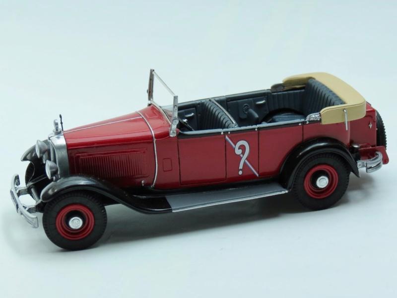 Citroën Torpédo C6F ou l'art de la récup. 1930_c16