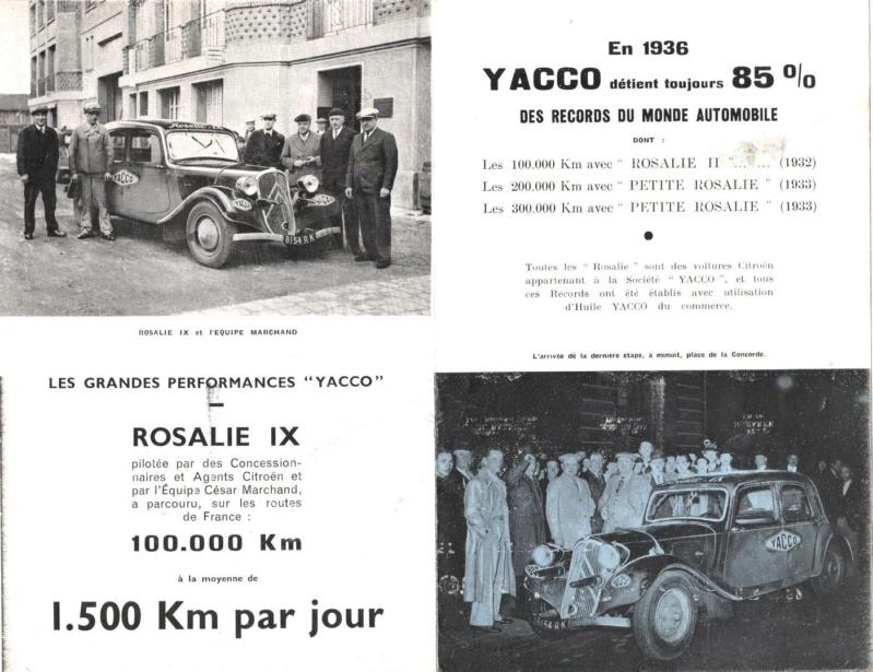 Le raid des 100.000 kilomètres de la Citroën Rosalie lX 1936_r10