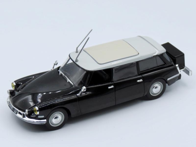 """Citroën miniatures > """"Véhicules de la presse, de la radio, de la télévision et du cinéma""""  1960_i10"""