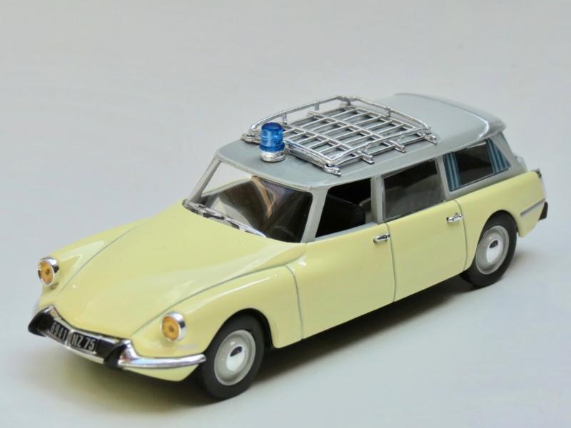 """Citroën miniatures > """"Ambulances, transports de blessés et assistance d'urgence aux victimes"""" 1963_i11"""