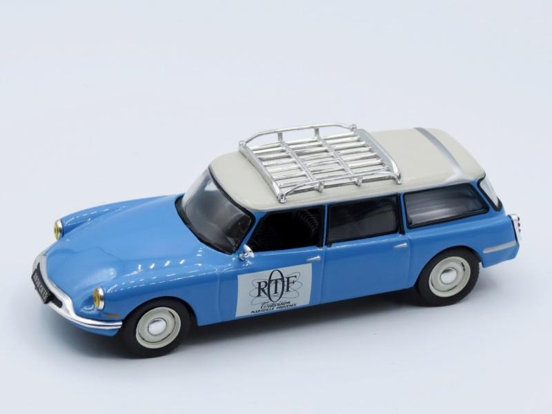"""Citroën miniatures > """"Véhicules de la presse, de la radio, de la télévision et du cinéma""""  1965_i12"""