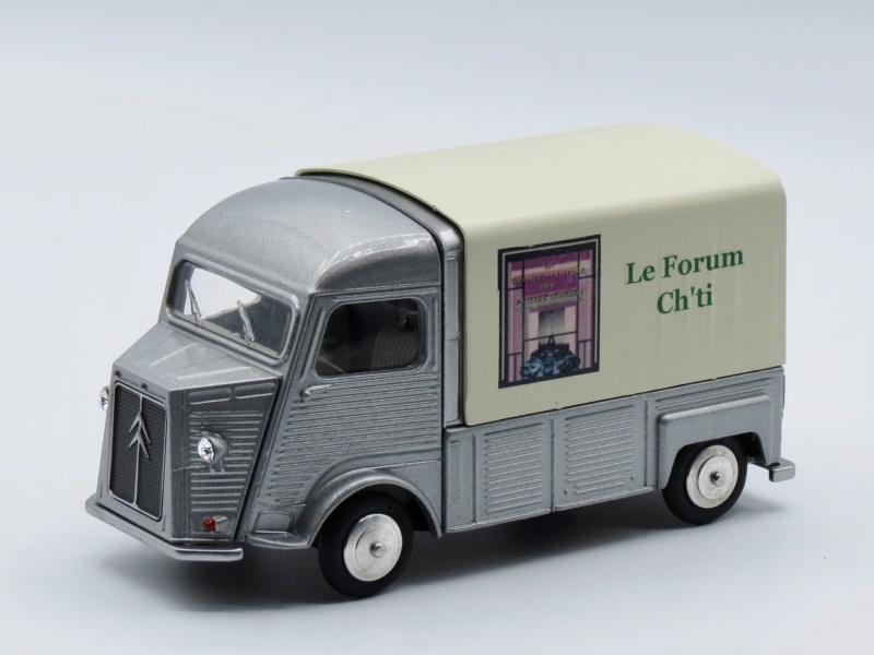 Citroën Type H MINIALUXE d'aujourd'hui 1969_t15