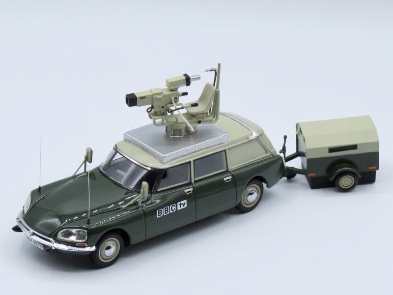 """Citroën miniatures > """"Véhicules de la presse, de la radio, de la télévision et du cinéma""""  1973_i11"""