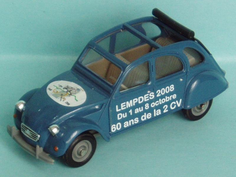 Les 70 ans de la 2CV à Lempdes ,dans le Puy de Dôme 1974_210