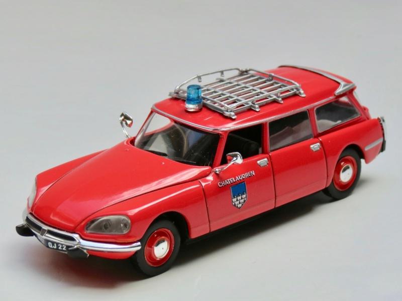 """Citroën miniatures > """"Ambulances, transports de blessés et assistance d'urgence aux victimes"""" 1975_i10"""