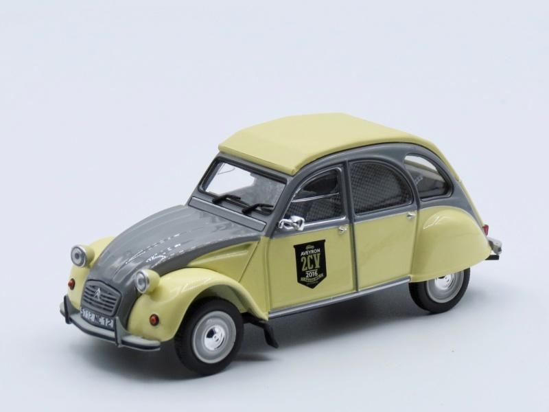 Citroën miniatures, on a fêté la 2CV 1985_210