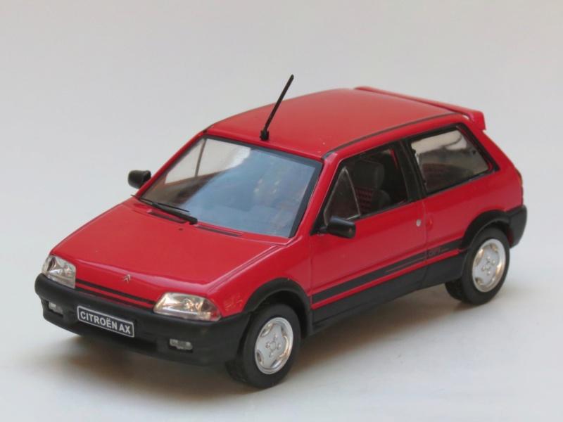 L'AX GTi, la plus performante des AX 1991_a10