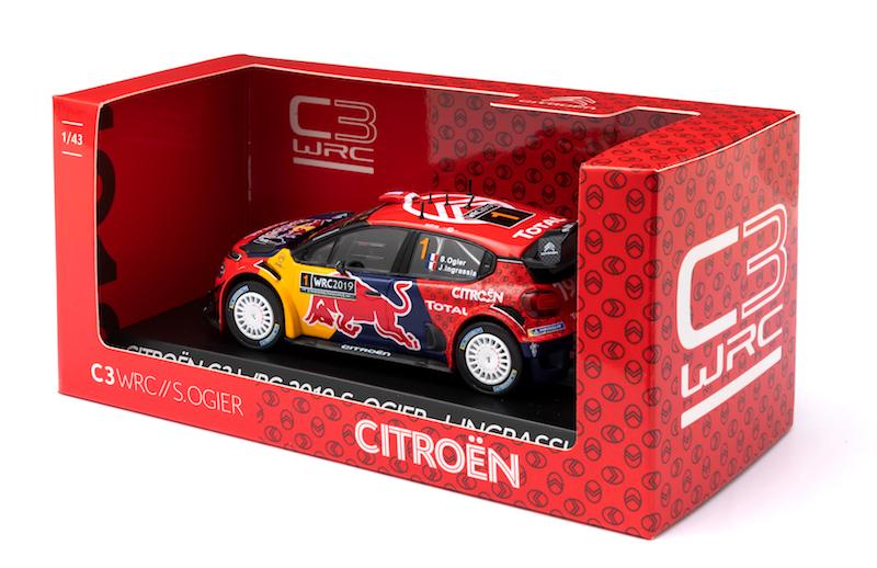 CITROËN, 100 ème victoire en WRC pour son CENTENAIRE ! 19_08_10