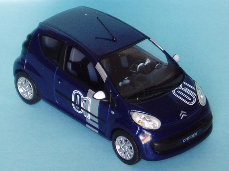 CITROËN C 1 - NOREV 1/43 éme - 1er modèle de 2005 2007_c10