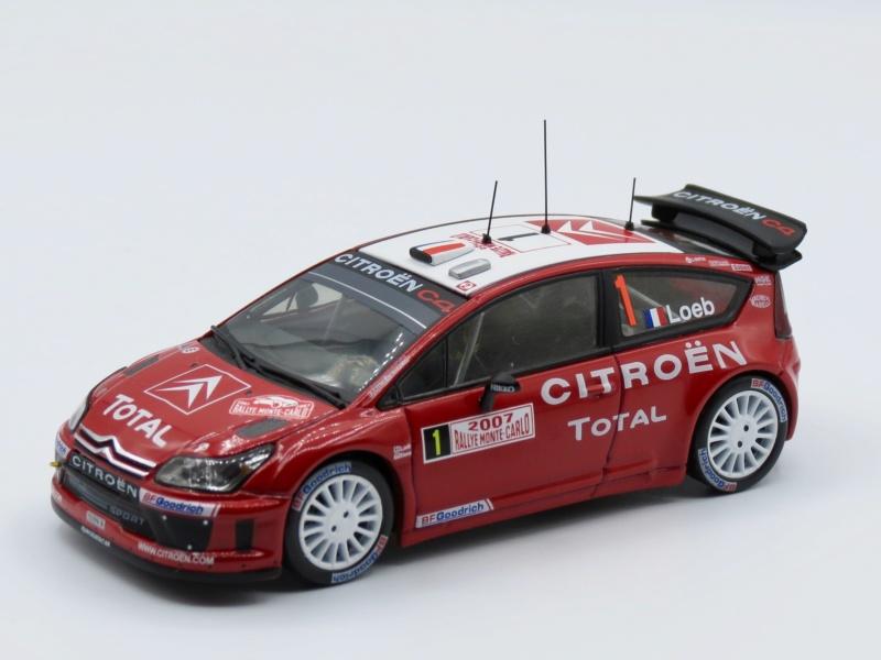 CITROËN, 100 ème victoire en WRC pour son CENTENAIRE ! 2007_c17
