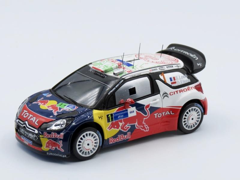 CITROËN, 100 ème victoire en WRC pour son CENTENAIRE ! 2011_d10
