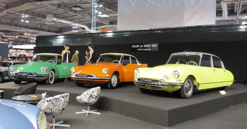 Citroën, des miniatures pour les 100 ans de la marque 201310