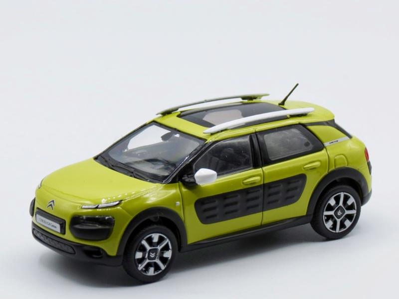 """""""Les Citroën C4 Cactus ne naissent pas dans les choux ni dans les roses.""""  2014_c12"""