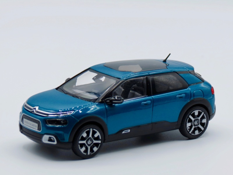 """""""Les Citroën C4 Cactus ne naissent pas dans les choux ni dans les roses.""""  2017_c10"""