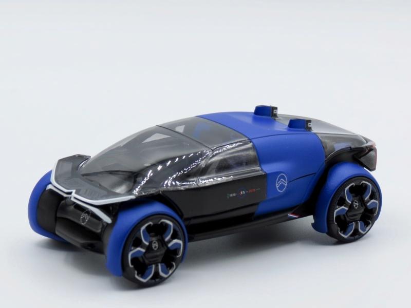 CITROËN, un deuxième prototype en 2019, le 19_19  2019_c15