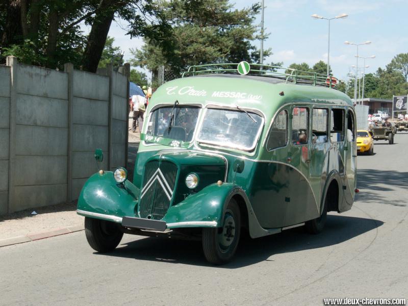 Citroën et le sauvetage du car 23 RU corse 22627010