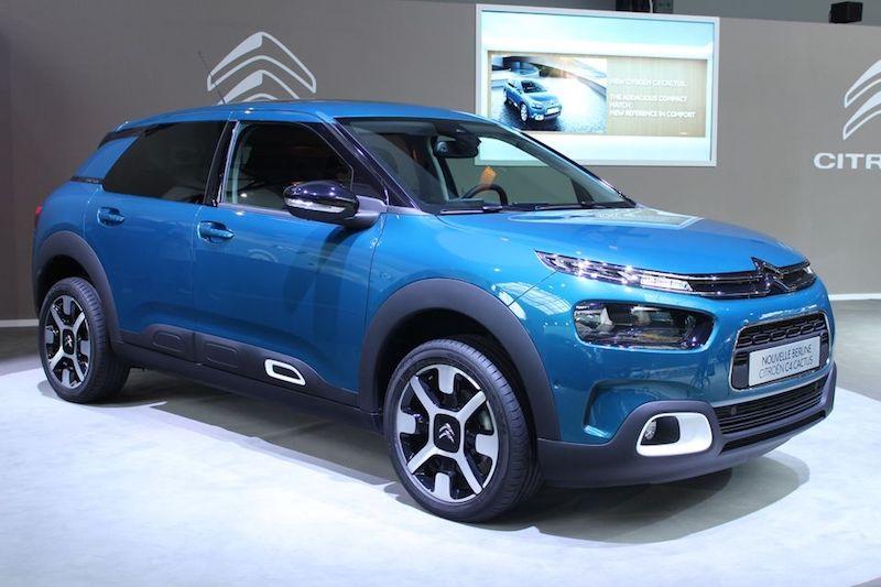 """""""Les Citroën C4 Cactus ne naissent pas dans les choux ni dans les roses.""""  26-pre10"""