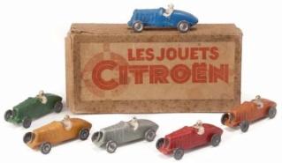 Citroën, LES JOUETS