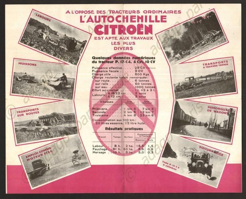 """Citroën, les jouets : """"Tant pis pour l'exactitude"""" 29063610"""