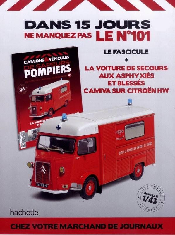 """2011 - Hachette Collections > """"Camions et véhicules de Sapeurs Pompiers au 1/43"""" >> 2014 - Page 2 37557610"""