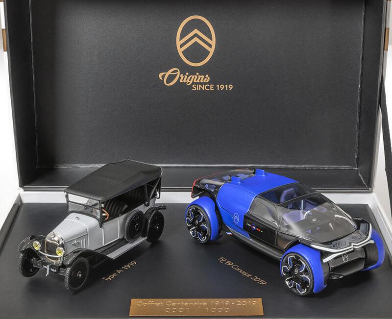 Citroën, des miniatures pour les 100 ans de la marque 377_co10