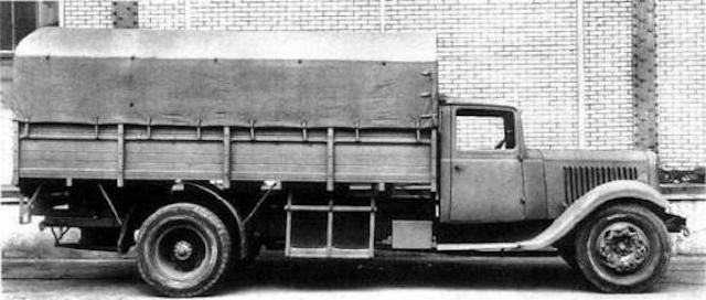Citroën Fourgons et voitures de livraison C4 4510