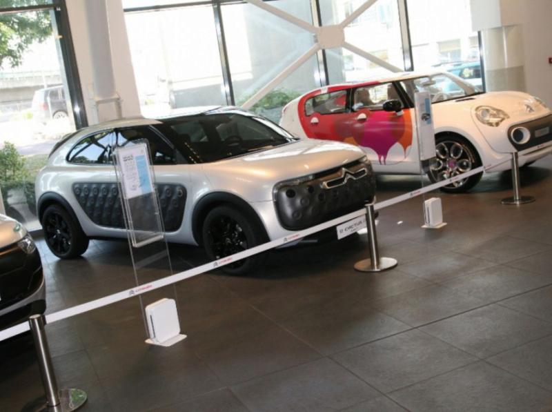 """""""Les Citroën C4 Cactus ne naissent pas dans les choux ni dans les roses.""""  6-201510"""
