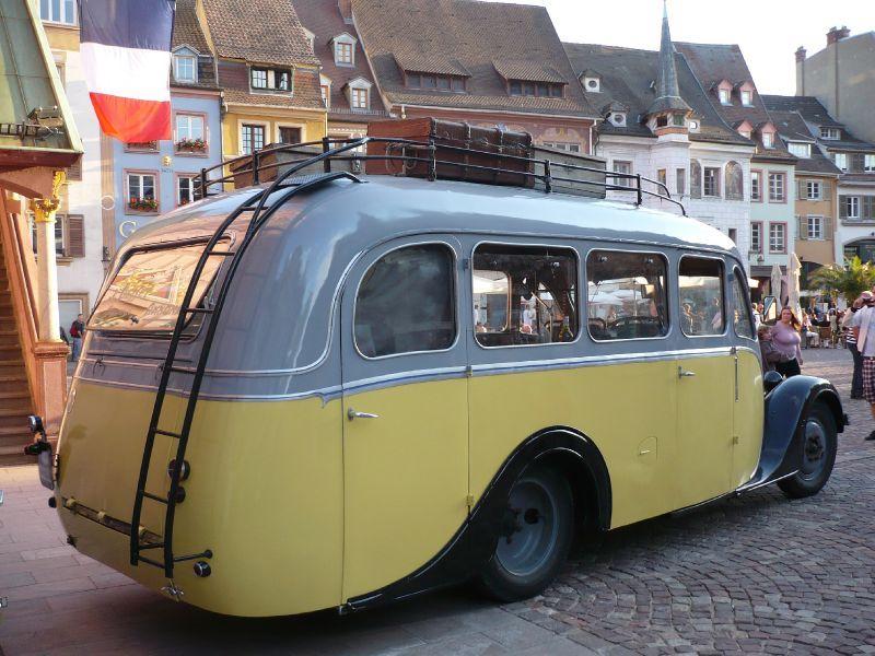 Citroën et le sauvetage du car 23 RU corse 71179610