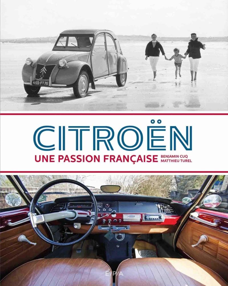 Citroën une passion française 71uw3610