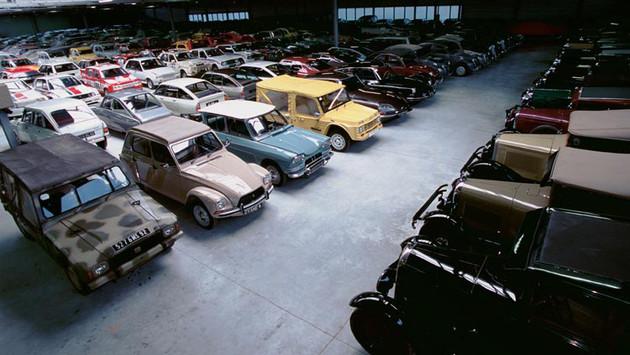 Conservatoire Citroën Aulnay, le musée de la marque aux chevrons avec Minitub43 750x4210
