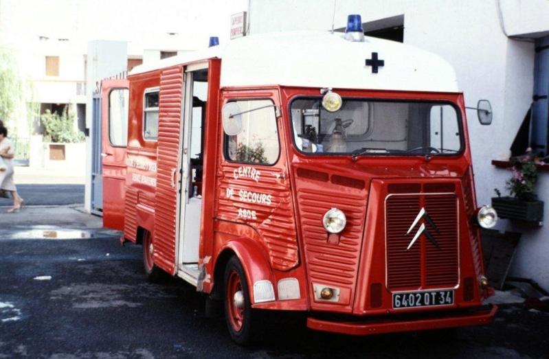 """Citroën miniatures > """"Ambulances, transports de blessés et assistance d'urgence aux victimes"""" A6c6ec10"""