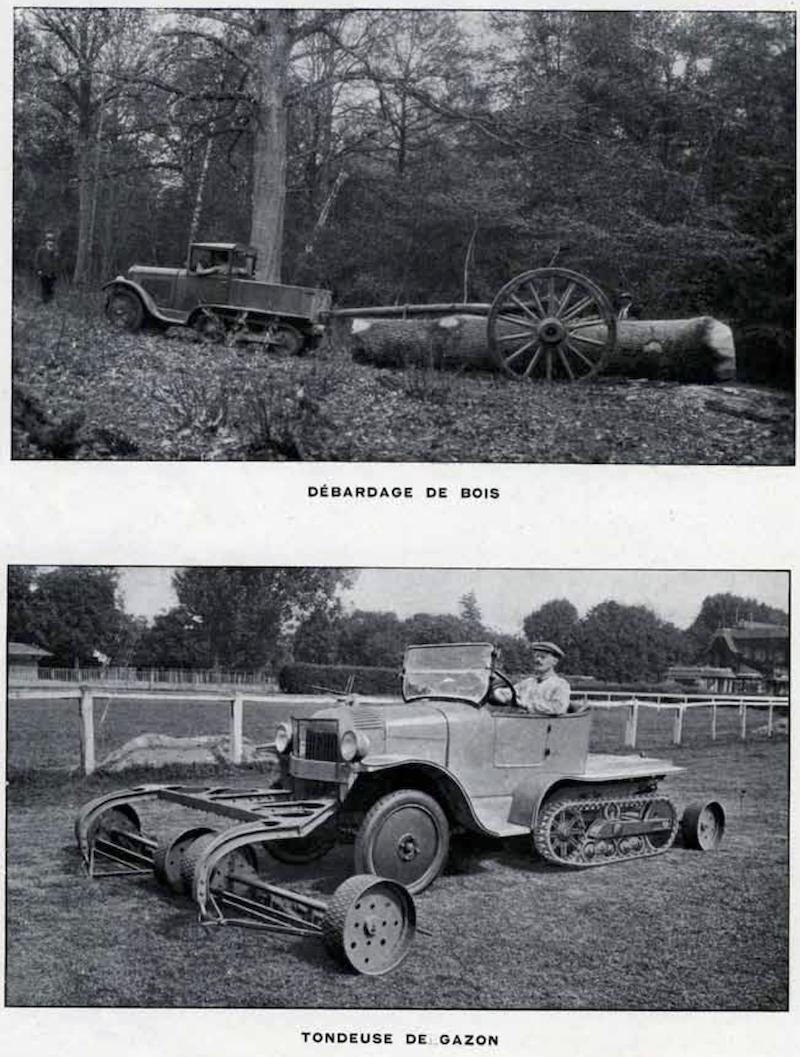 """Citroën, les jouets : """"Tant pis pour l'exactitude"""" Ac194611"""