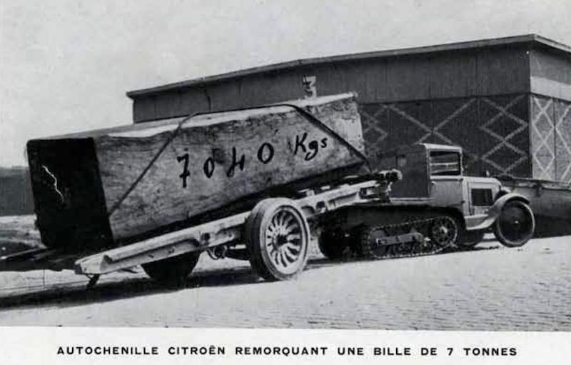 """Citroën, les jouets : """"Tant pis pour l'exactitude"""" Ac194612"""
