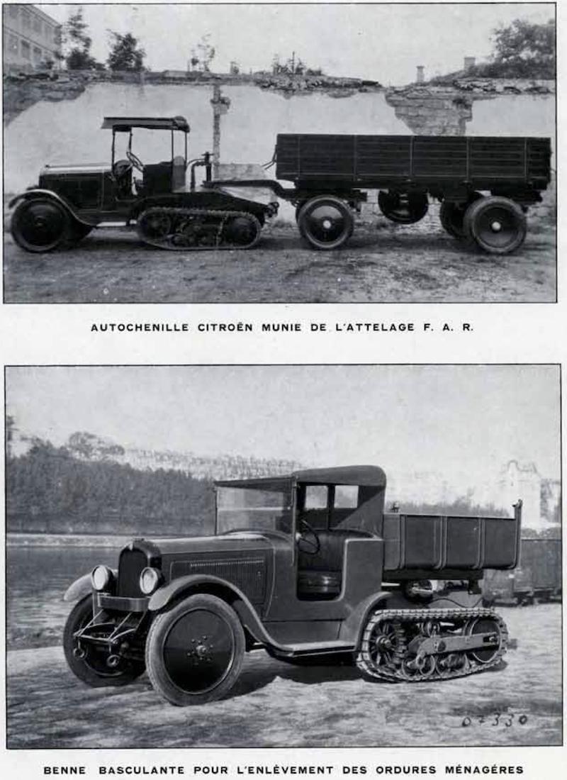 """Citroën, les jouets : """"Tant pis pour l'exactitude"""" Ac194613"""